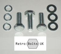 Ford Pinto Alternator Bracket Bolt Set